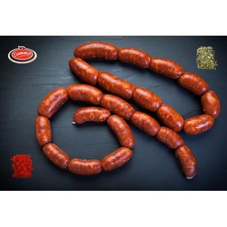 Chorizos de cerdo