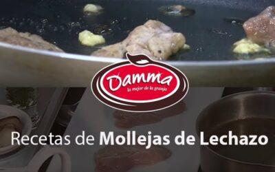 Mollejas de Cordero Lechal, 4 recetas