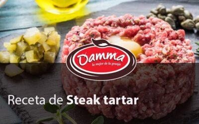 Cómo preparar el steak tartar perfecto