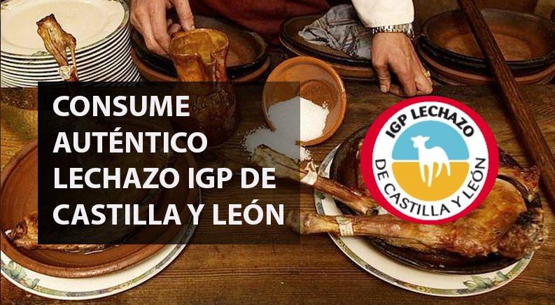 lechazo cordero lechal Castilla y Leon