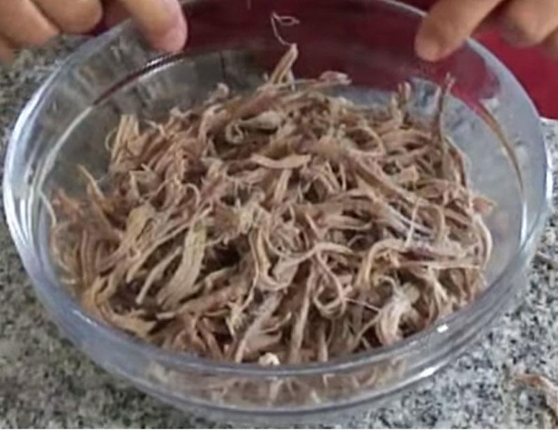 mechar carne