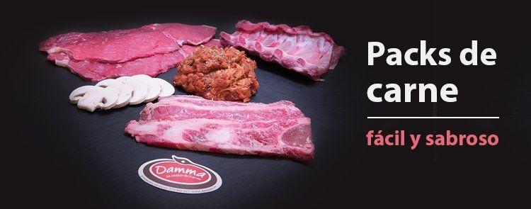 packs de carne para comprar online